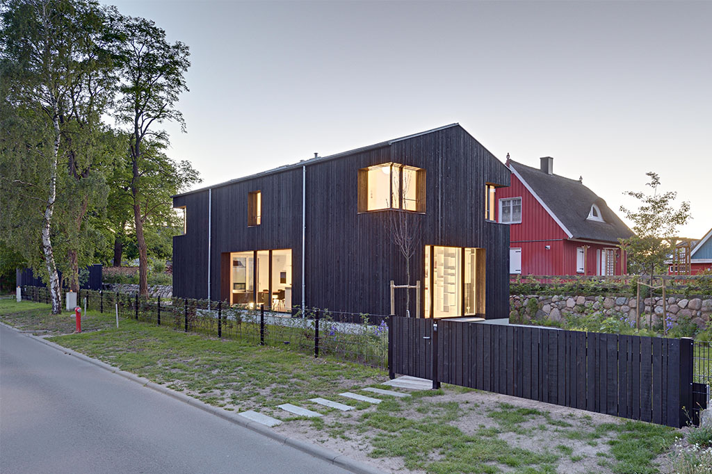 Design-Ferienhaus: Ostsee-Urlaub Exklusiv Genießen