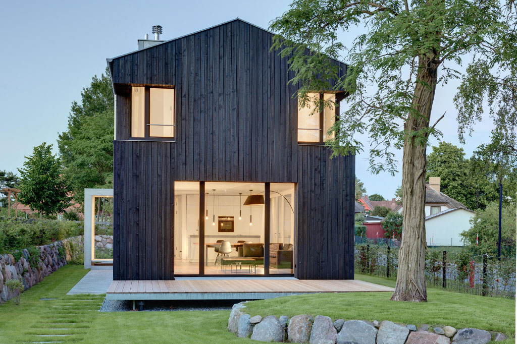 Ferienhaus Wieckin_Ferienhaus An Der Ostsee Mieten_Ferienhaus Mit Sauna Und Kamin