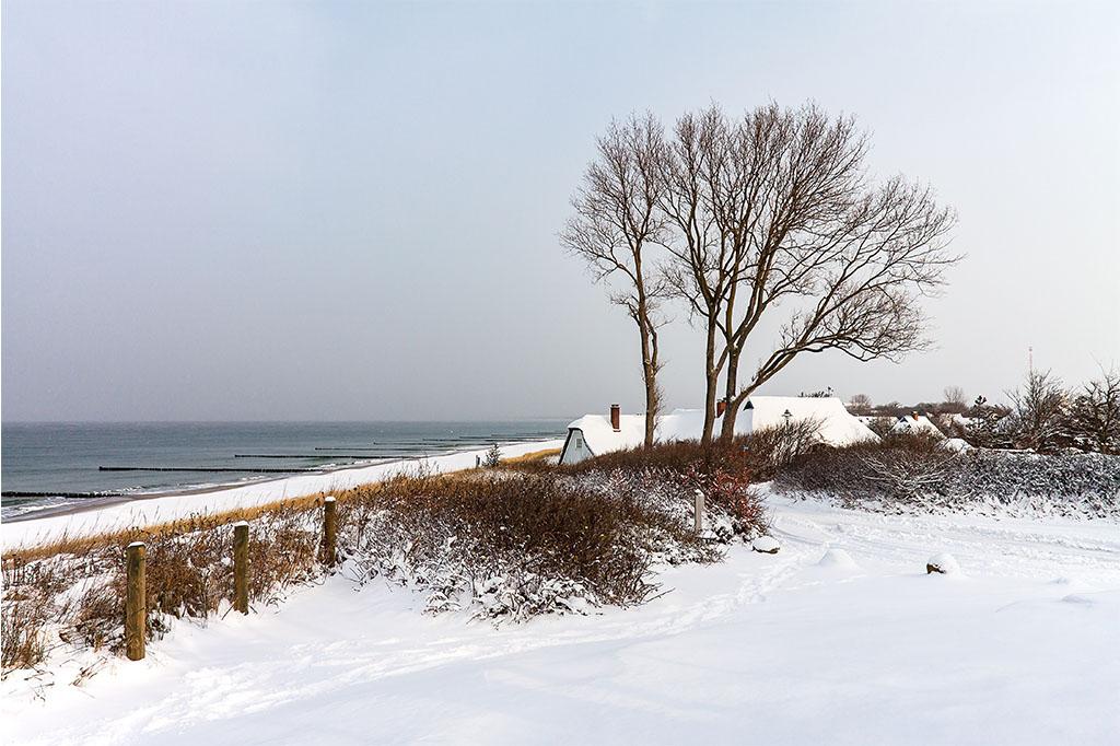 Winterurlaub Und Wellness An Der Ostsee Genießen