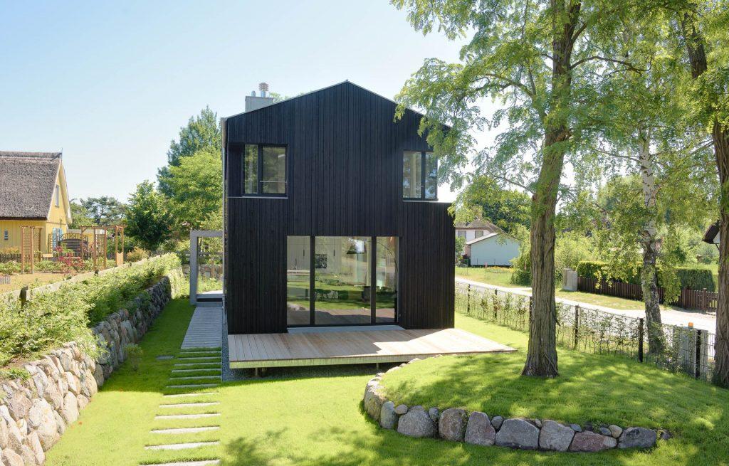 Haus Wieckin Ostsee Darss Ferienhaus-1