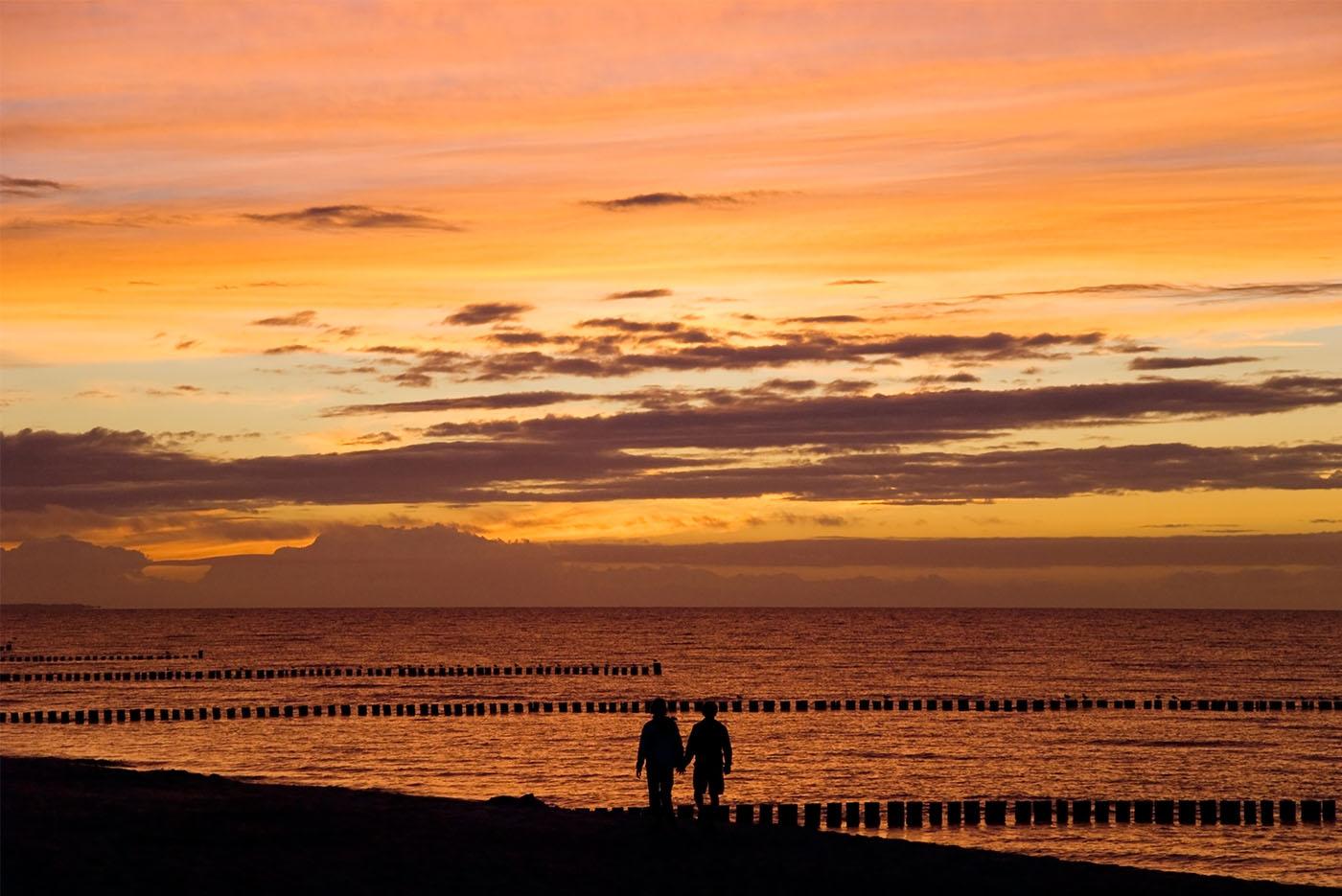 Ostsee-Urlaub Auf Der Halbinsel Fischland-Darß-Zingst