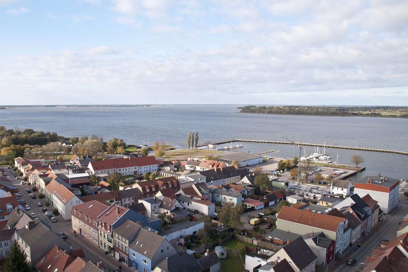 Ribnitz-Damgarten – Die Bernstein-Stadt An Der Ostsee