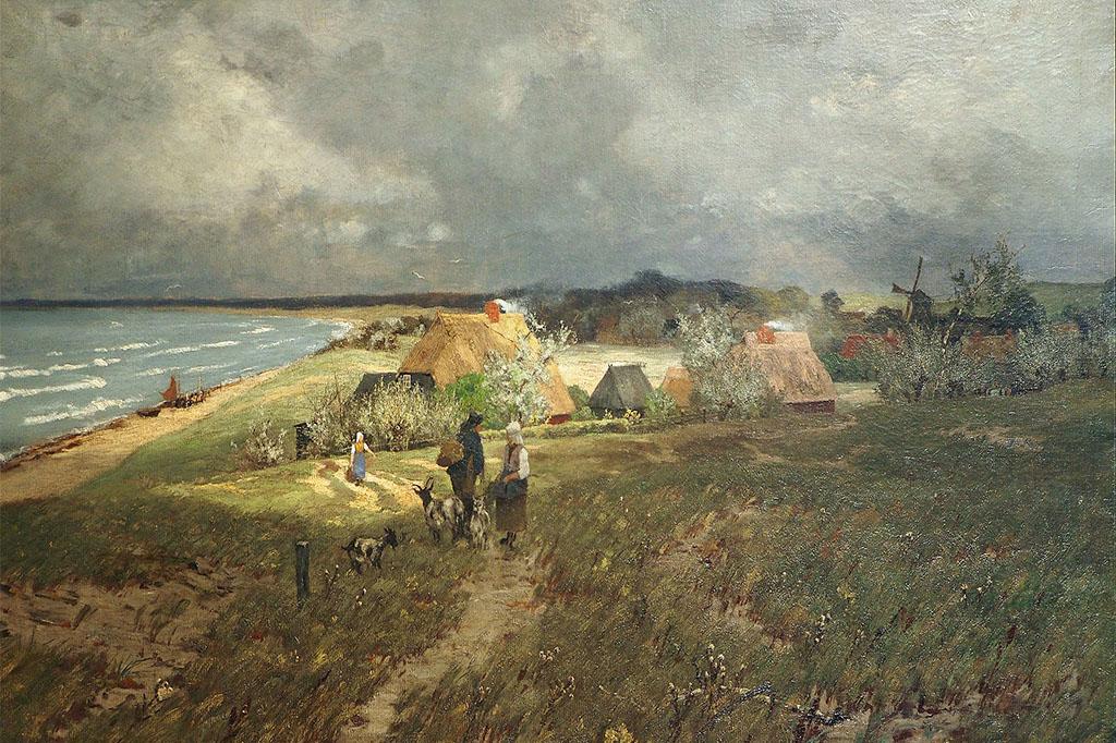 Paul Müller-Kaempff – Ein Maler Auf Fischland-Darß-Zingst